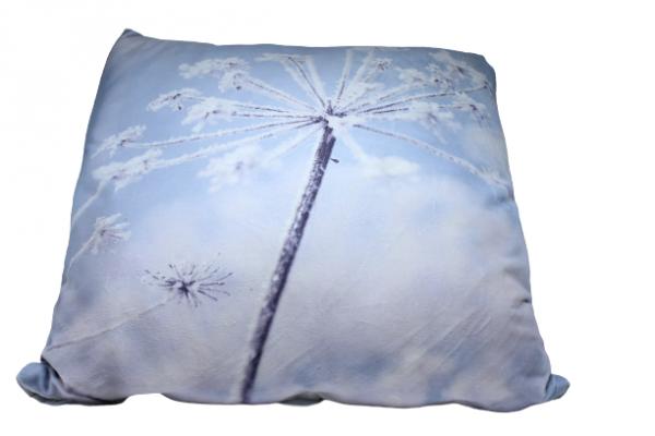 zimowa poduszka