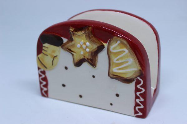 serwetnik bożonarodzeniowy