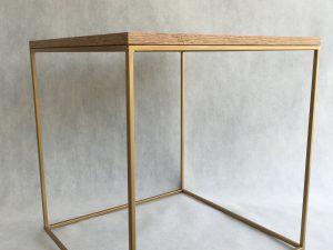 Stolik kawowy loft 50 cm